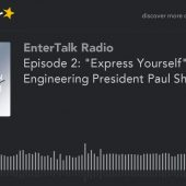 "Sharpen the Axe Episode 2: ""Express Yourself"" – Mission Engineering President Paul Shedden"