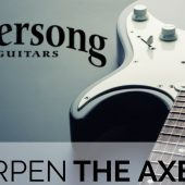 Sharpen the Axe Episode 10: Riversong Guitars Founder – Mike Miltimore