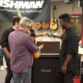 """After Hours"" Tosin Abasi Clinic: Joyo JF-04 High Gain Distortion Foot Pedal"