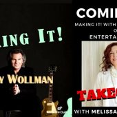 Melissa Manchester Guest Hosting Making It! With Terry Wollman