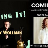 Melissa Manchester Interview on Making It! With Terry Wollman