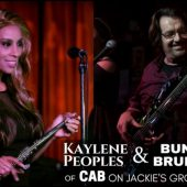 Bunny Brunel and Kaylene Peoples Interview and Performance on Jackie's Groove