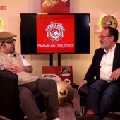 Andy Zildjian, President of Sabian Cymbals interview on Jackie's Groove