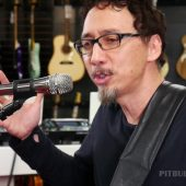 Norm Stockton Clinic Interview at the Pitbull Audio Showroom spotlighting Gallien-Krueger Amps