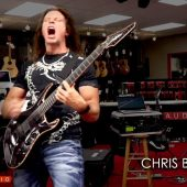 Chris Broderick / Jackson Guitar Clinic