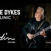 Doyle Dykes Guitar Clinic – Presented by Godin Guitars & Pitbull Audio