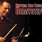 Dave DiCenso: Rhythm and Drumming Demystified Book Promo Video