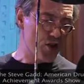 Vinnie Colaiuta-Part 1 from rehearsal: Steve Gadd American Drummers Achievement Awards Show.