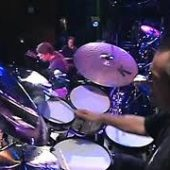 Vinnie Colaiuta-Part 2 from rehearsal: Steve Gadd American Drummers Achievement Awards Show.