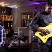 Tosin Abasi Guitar Clinic