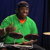 Gerald Heyward @ The Modern Drummer Festival 2006 -Interview segment with Aaron Spears