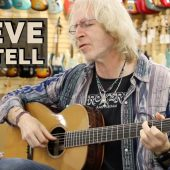 Steve Postell – Prolific Singer / Songwriter / Guitarist / Composer and Producer