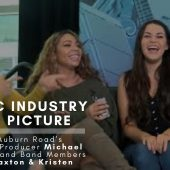 NAMM 2020 – Music Industry Big Picture – with Auburn Road and Manager, Michael Anderson