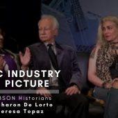 NAMM 2020 – Music Industry Big Picture with GIBSON Historians, Greg & Sharon De Lorto & Teresa Topaz