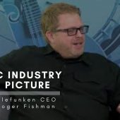NAMM 2020 – Music Industry Big Picture – with Telefunken CEO, Toni Roger Fishman