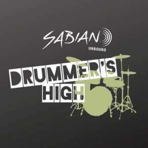 Drummers High Podcast Logo (2)